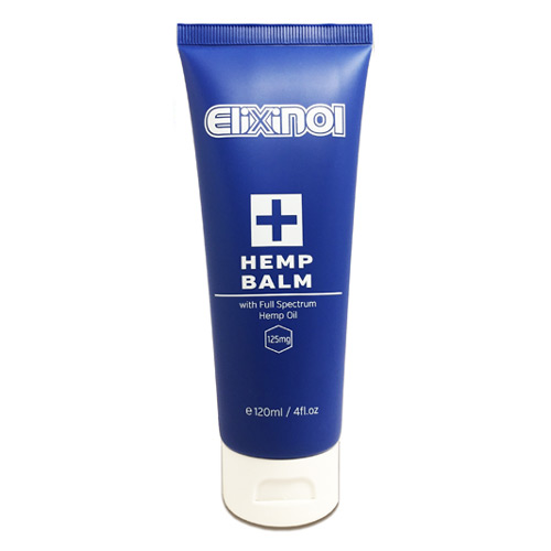Elixinol CBD 125mg Full Spectrum Hemp Balm 120ml
